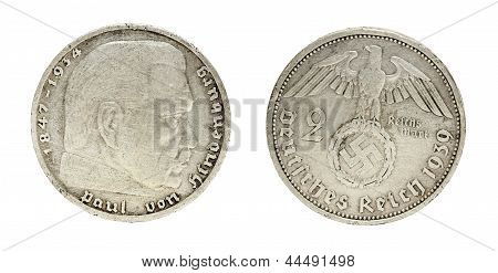 Two Reich Mark