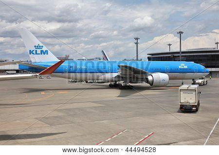 Klm - Boeing 777