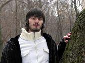 Beardman And Tree poster