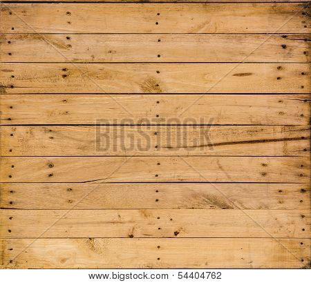 Nature  Pattern Detail Of Pine Wood Decorative Old Box Wall Texture