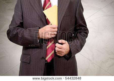 Bribe In His Pocket