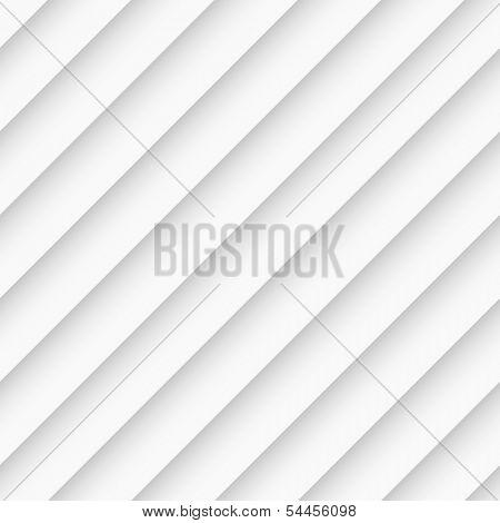 White Minimalistic Lines Background