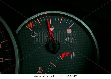 Medidor de gas