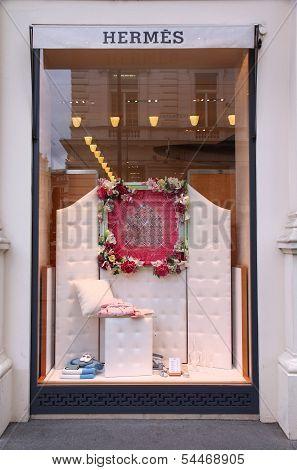 Hermes Store, Vienna