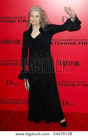 NEW YORK-NOV 20; Actress Lynn Cohen attends
