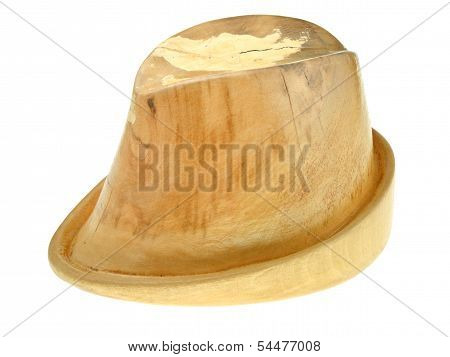 Linden Wooden Hat Block