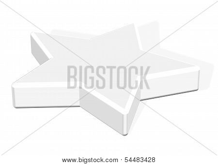 Star  Logo Business Illustration Idea