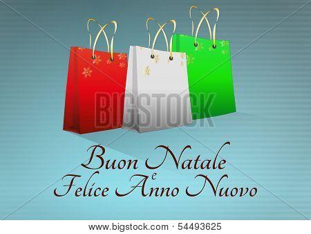 Xmas Bag Italy