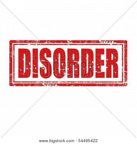 Disorder-stamp