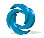 Logo Company Design Isea - Logo Branding Design poster