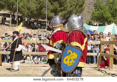 Spanish Team Ready