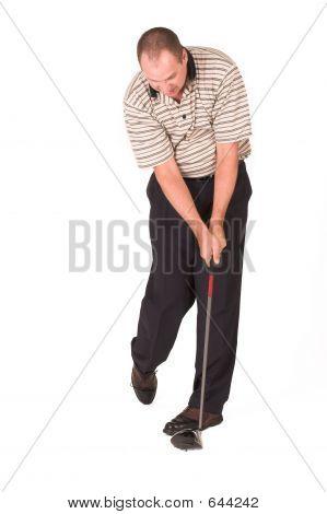 Golfer #8