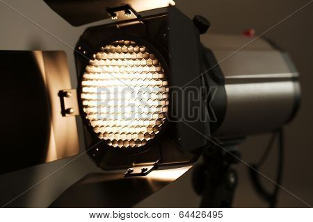 Studio flash light photography equipment