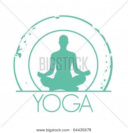 Yoga posture