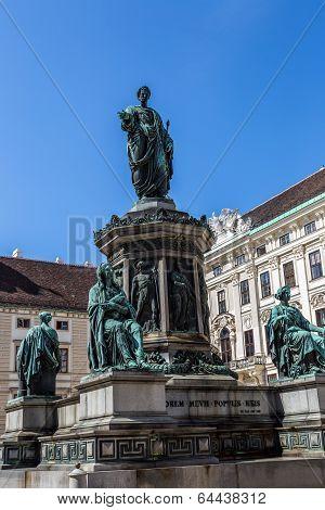 Amalienburg In The Hofburg Complex, Vienna