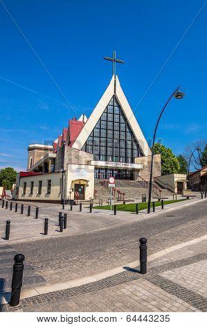 St. Adalbert and St. Catherine Collegiate Church