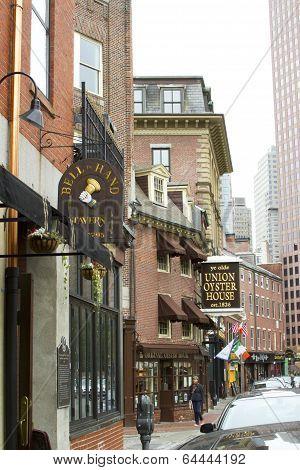 Historic Union Street