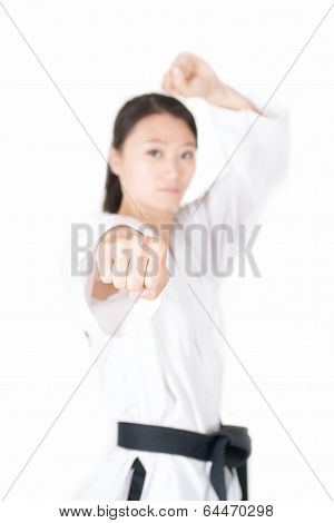 Taekwondo Fist