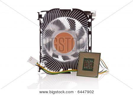 CPU and CPU Cooler