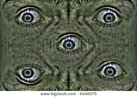Eye Creature