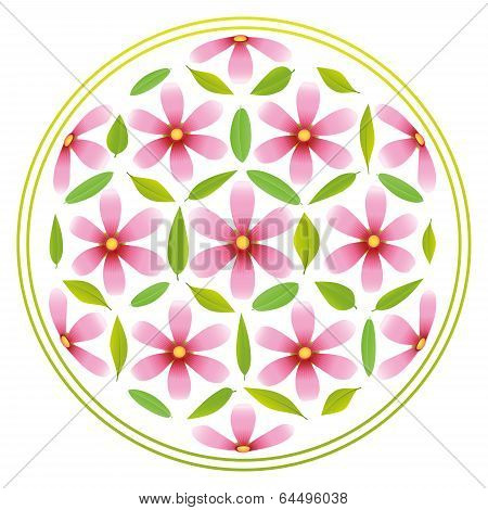 Flower of Life Flowers