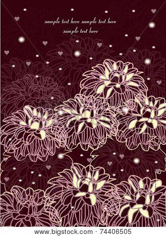 plain flowers