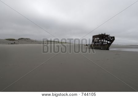 Wreck of the Peter Iredale 2