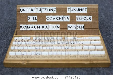 German Words: