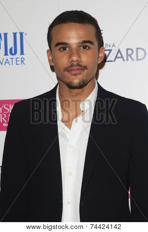 LOS ANGELES - OCT 21:  Jacob Artist at the