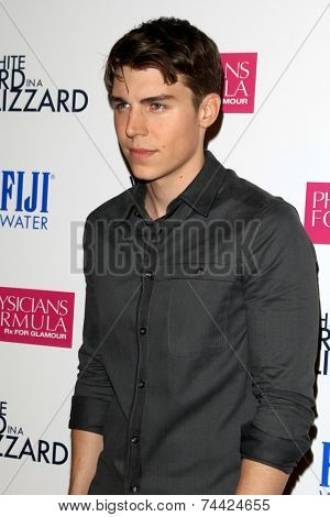 LOS ANGELES - OCT 21:  Nolan Gerard Funk at the