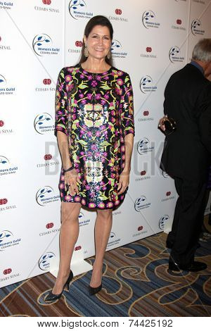 LOS ANGELES - OCT 21:  Monica Mancini at the Women's Guild Cedars-Sinai Gala at Regent Beverly Wilshire on October 21, 2014 in Beverly Hills, CA