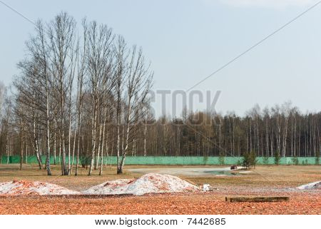 Skeet Shooting Ground