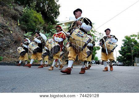 Costumes of Sardinia
