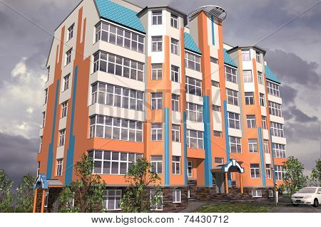Multistorey Building