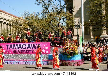 Cherry Blossom Parade 2010 Wash DC