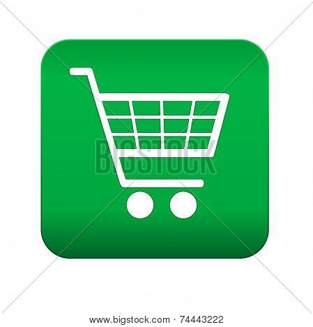 Ecology Shopping Basket Sign