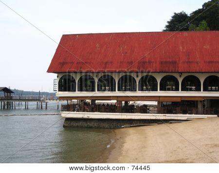Rustic Seaside Resort