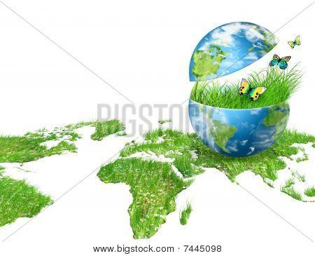 Environmental Energy Concept