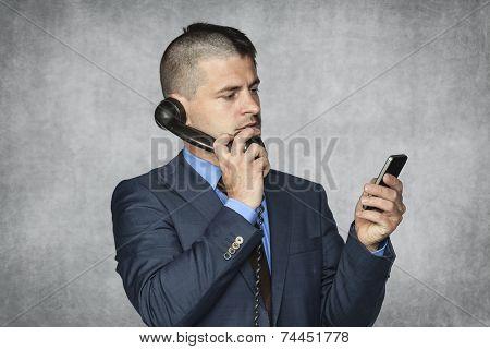 Conversation On The Phone