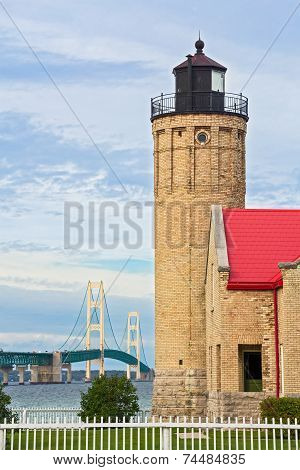 Lighthouse And The Mighty Mac