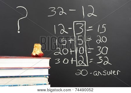 Questioning The New Math.