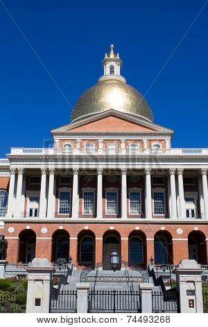 Massachusetts Statehouse