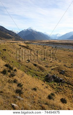 Mount Cook - New Zealand