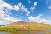 picture of galway  - Maamturks and Killary Harbour in County Galway in Connacht - JPG