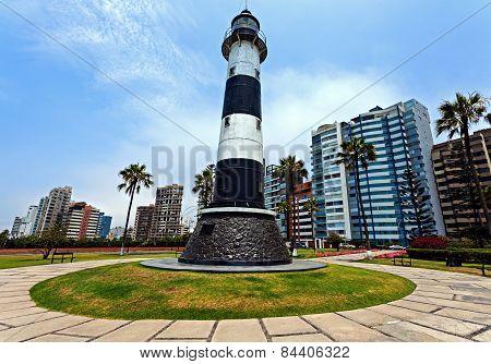 Miraflores Lighthouse