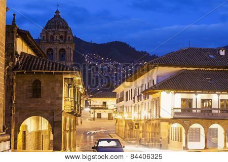 Streets Of Cuzco
