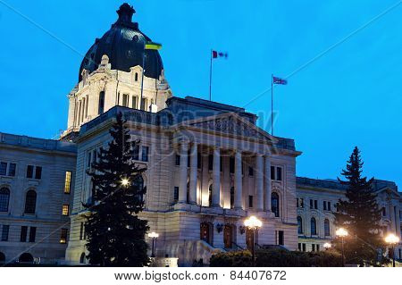 Saskatchewan Legislative Building