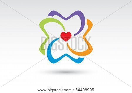 Vector Icon Heart Health