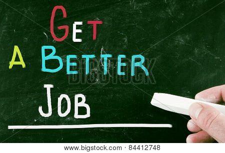Get A Better Job