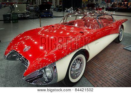1956 Buick Centurion XP-301 Concept